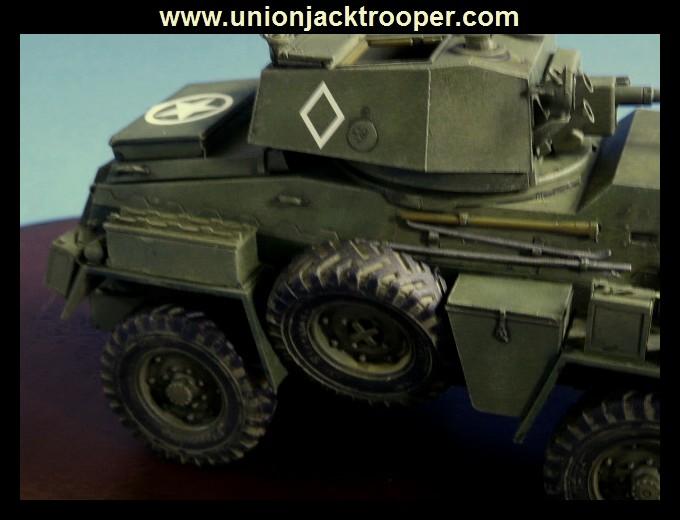 peinture - [Unionjacktrooper] HUMBER ARMOURED CAR Mk.IV BRONCO-peinture en cours'13/06) P1030430