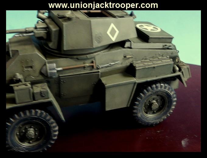 peinture - [Unionjacktrooper] HUMBER ARMOURED CAR Mk.IV BRONCO-peinture en cours'13/06) P1030438