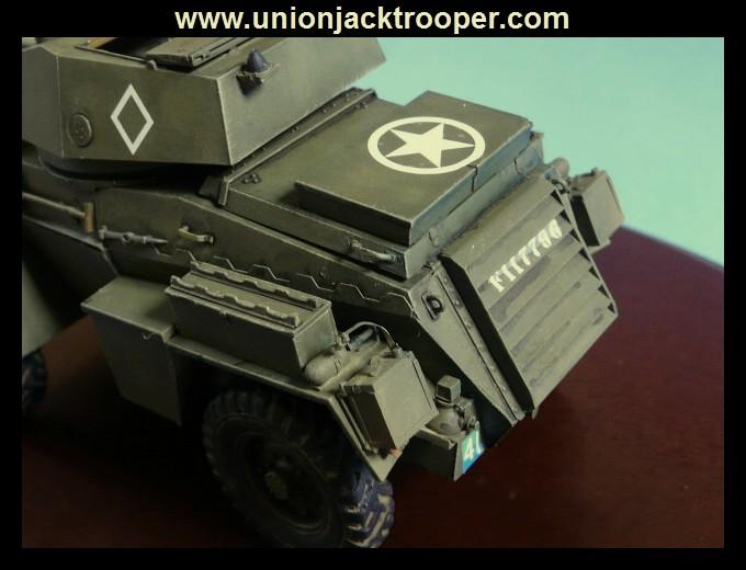 peinture - [Unionjacktrooper] HUMBER ARMOURED CAR Mk.IV BRONCO-peinture en cours'13/06) P1030440