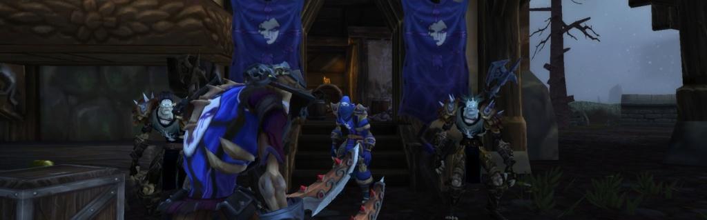 [Rapport] : Assassinat du druide worgen et son escorte 117