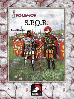 Polemos SPQR  Cover10