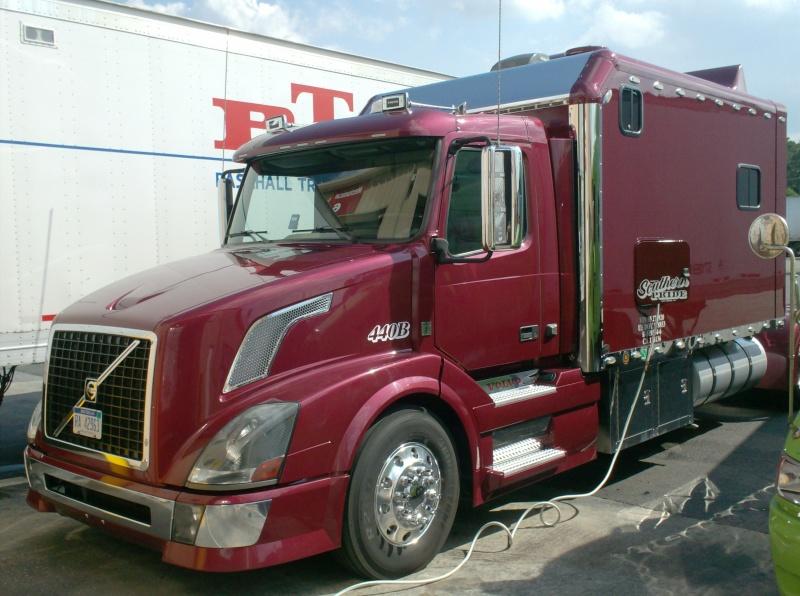 Les camions en Amerique du Nord Volvo_10