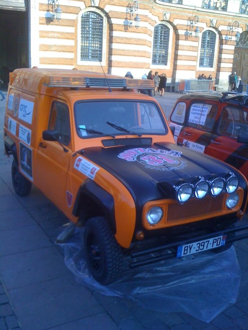 Pour les amoureux et nostalgiques de la Renault 4 00610