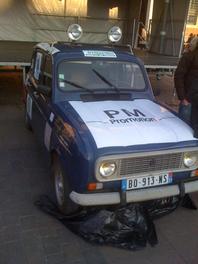 Pour les amoureux et nostalgiques de la Renault 4 00810