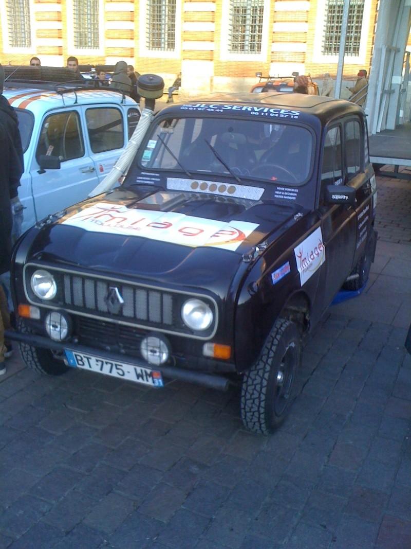 Pour les amoureux et nostalgiques de la Renault 4 00910