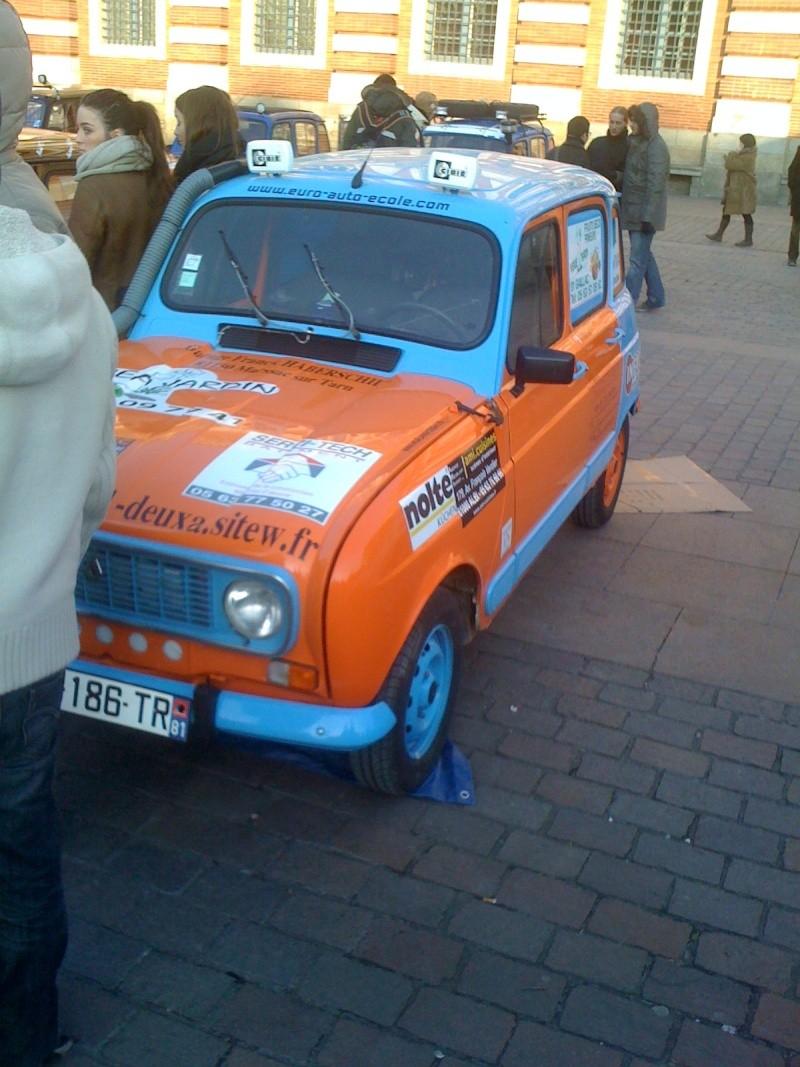 Pour les amoureux et nostalgiques de la Renault 4 01310