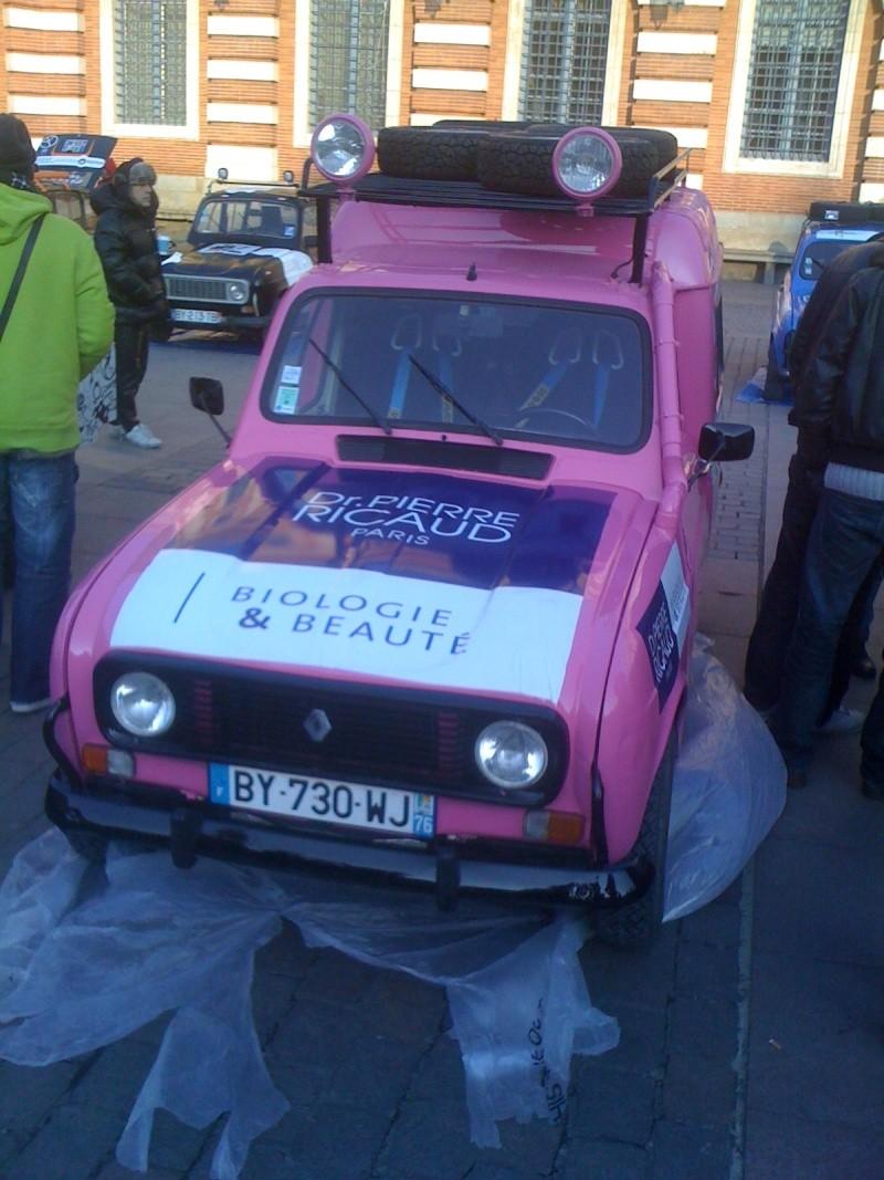 Pour les amoureux et nostalgiques de la Renault 4 01710