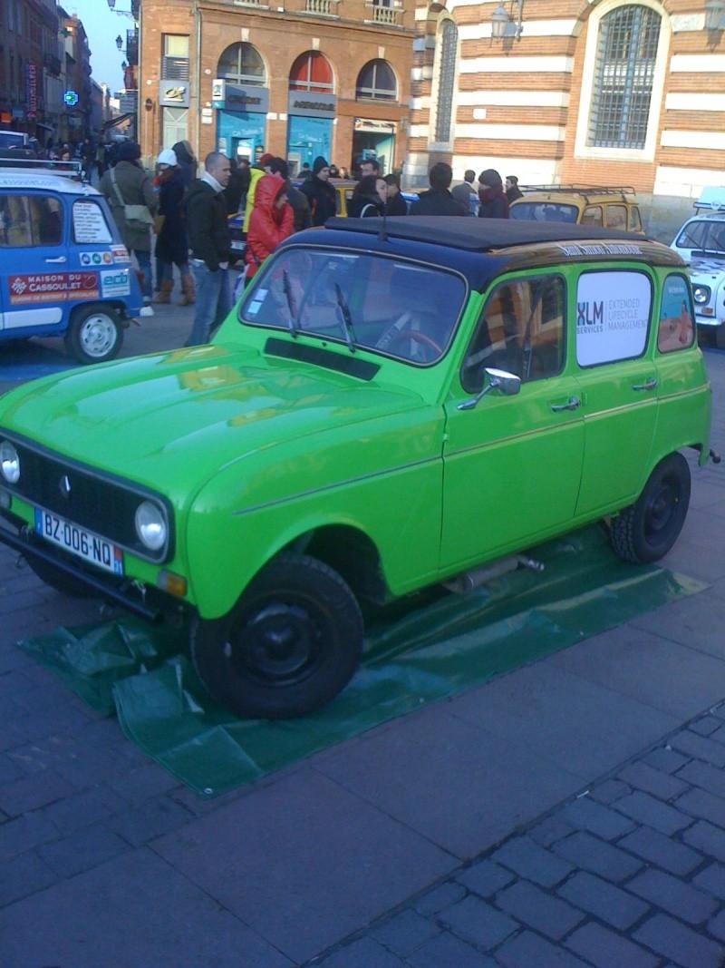 Pour les amoureux et nostalgiques de la Renault 4 02110