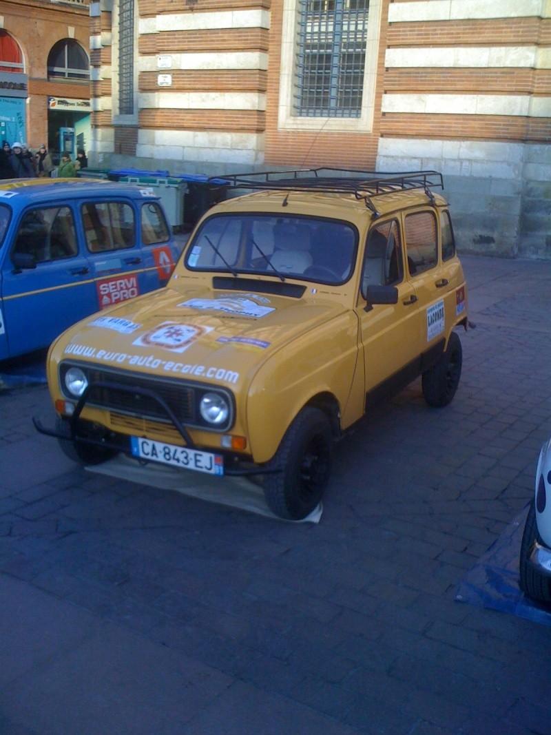 Pour les amoureux et nostalgiques de la Renault 4 02810