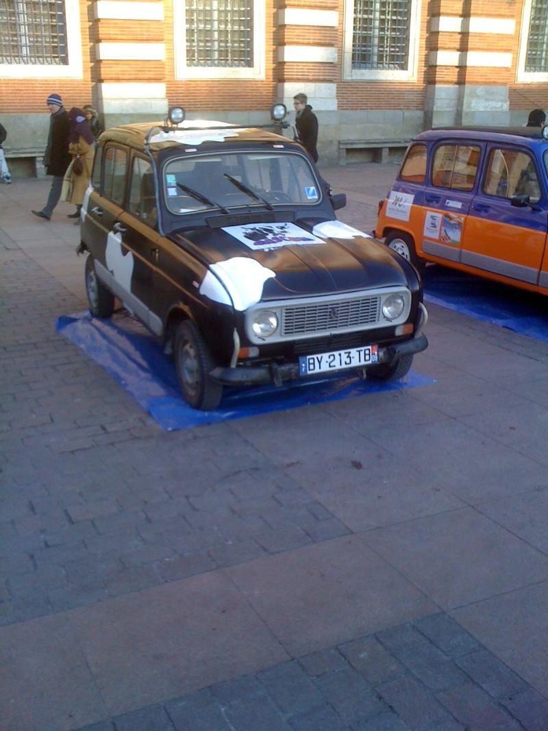 Pour les amoureux et nostalgiques de la Renault 4 03610