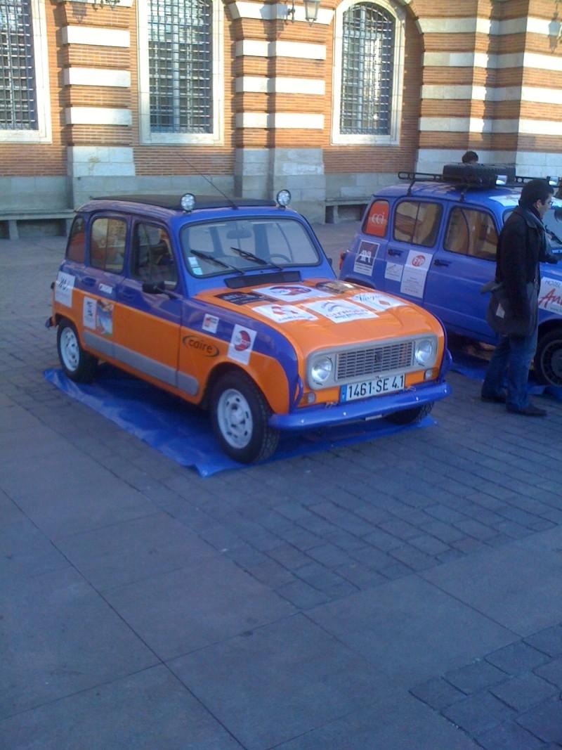 Pour les amoureux et nostalgiques de la Renault 4 03710
