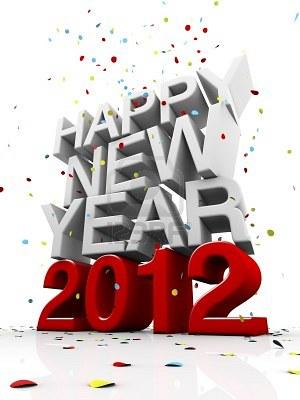 Trés bonne année 2012  10508910