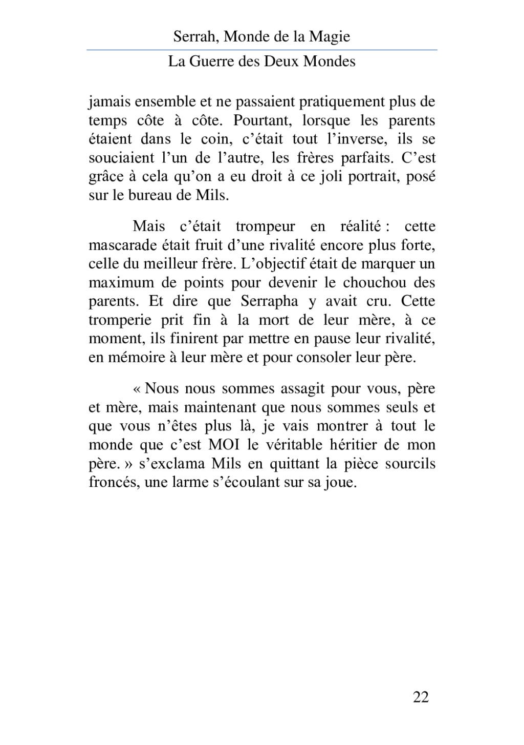 Chapitre 4 - La rivalité fraternelle 40172013