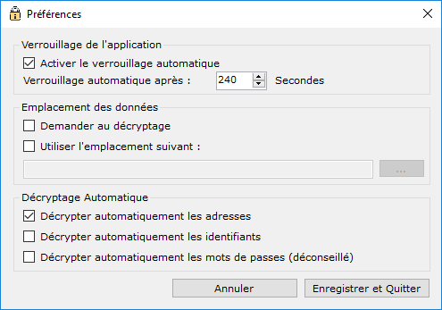 MyPasswordManager (0.2.5) Mypass14