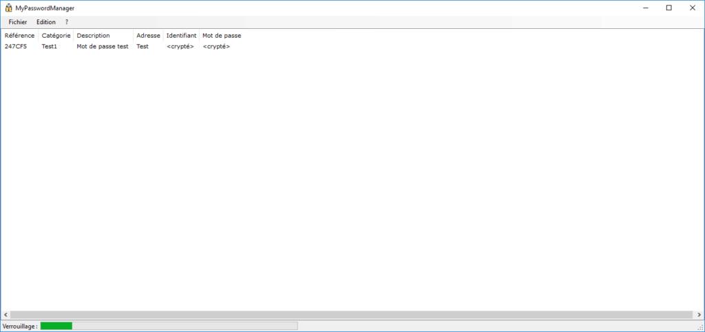 MyPasswordManager (0.2.5) Mypass17
