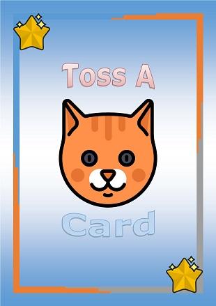 Toss a Card