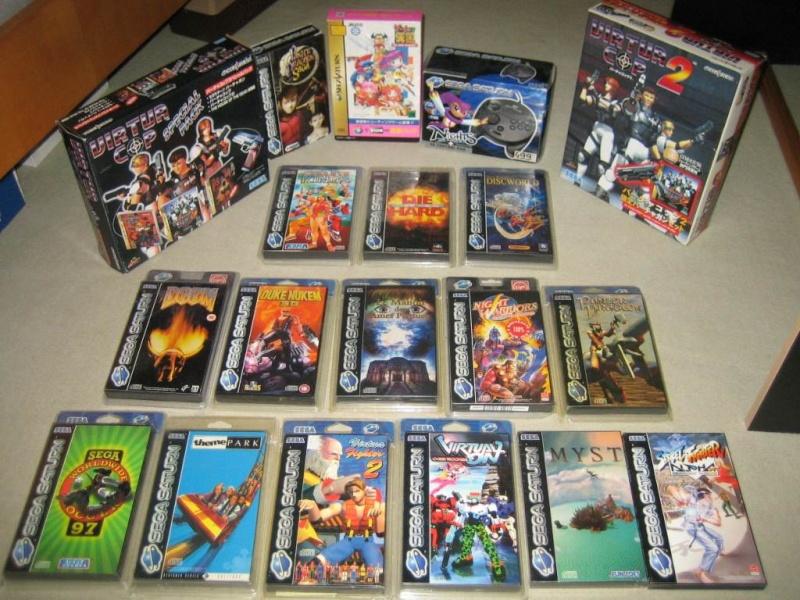 [SEGA 8 bits-16 bits] Photos de jeux sous rigide Coll_910