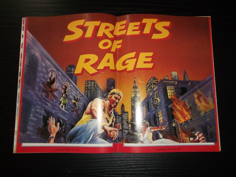 streets of rage, thunderforce... Dscf0621