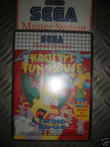 [SEGA 8 bits-16 bits] Photos de jeux sous rigide Krusty10