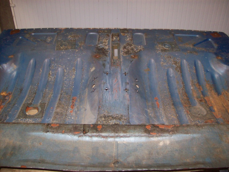 Restauration d'une Renault 17 TL Découvrable de 1973 100_8710