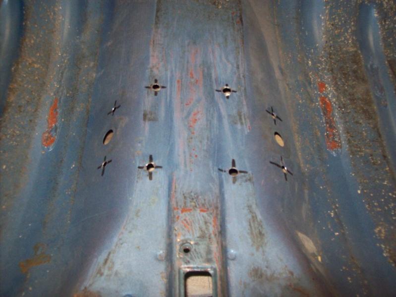 Restauration d'une Renault 17 TL Découvrable de 1973 100_8712