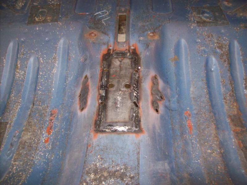 Restauration d'une Renault 17 TL Découvrable de 1973 100_8714