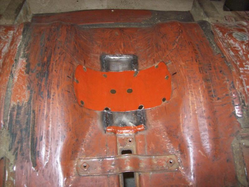 Restauration d'une Renault 17 TL Découvrable de 1973 100_8715
