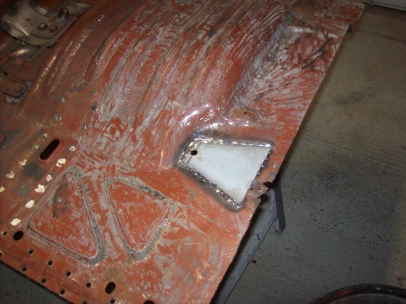 Restauration d'une Renault 17 TL Découvrable de 1973 100_8720