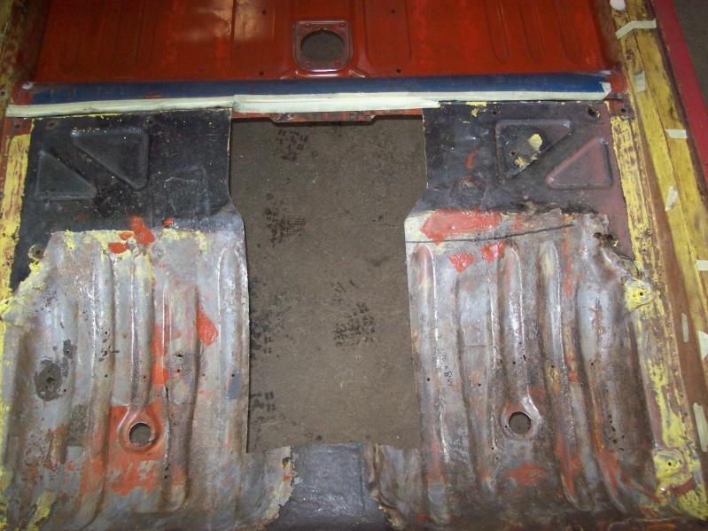 Restauration d'une Renault 17 TL Découvrable de 1973 100_8723