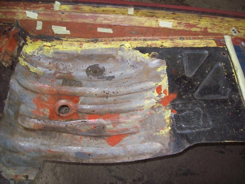 Restauration d'une Renault 17 TL Découvrable de 1973 100_8724
