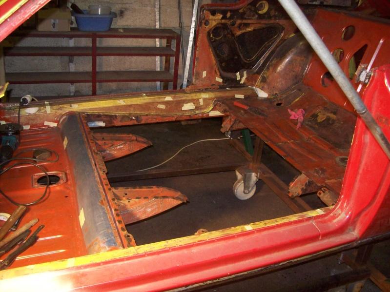 Restauration d'une Renault 17 TL Découvrable de 1973 100_8811