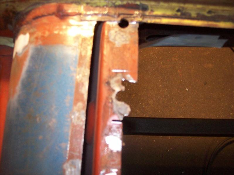 Restauration d'une Renault 17 TL Découvrable de 1973 100_8812