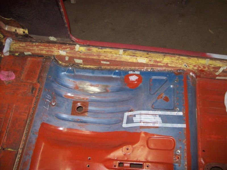 Restauration d'une Renault 17 TL Découvrable de 1973 100_8814