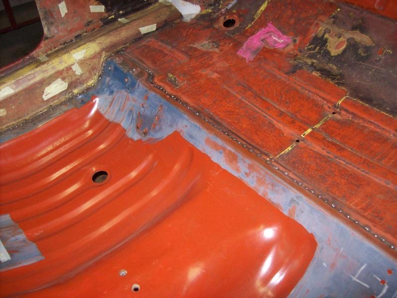 Restauration d'une Renault 17 TL Découvrable de 1973 100_8815