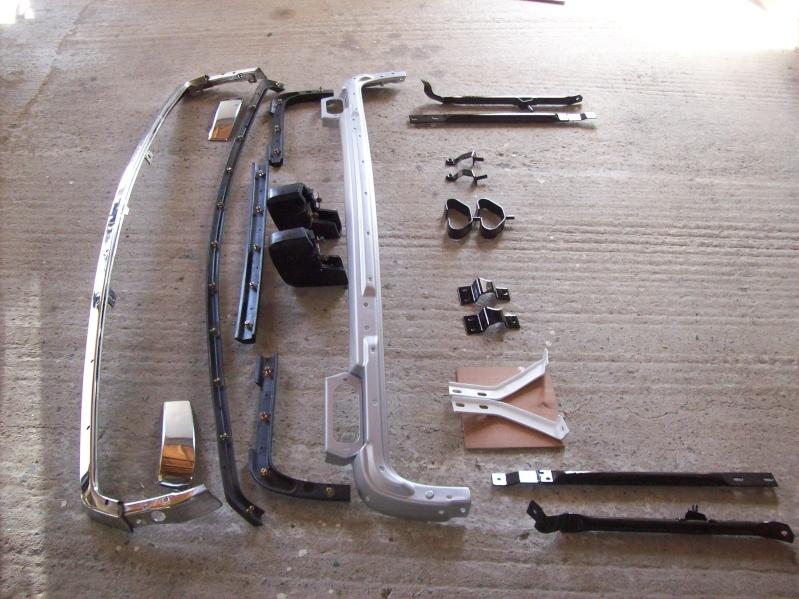 Restauration d'une Renault 17 TL Découvrable de 1973 100_9611