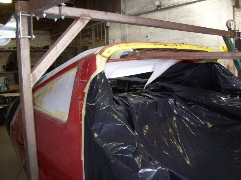 Restauration d'une Renault 17 TL Découvrable de 1973 100_9614