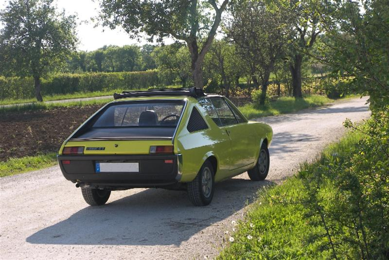 Restauration d'une Renault 17 TL Découvrable de 1973 Renaul10
