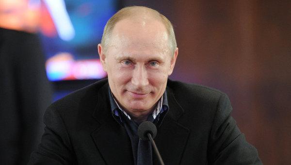 Présidentielles russes : Poutine vainqueur ! 19364810