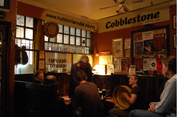 IRISH PUBS in Italia (progetto) Cobble10