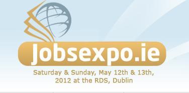 Dublin Jobs Expo 2012 RDS Jobsex10