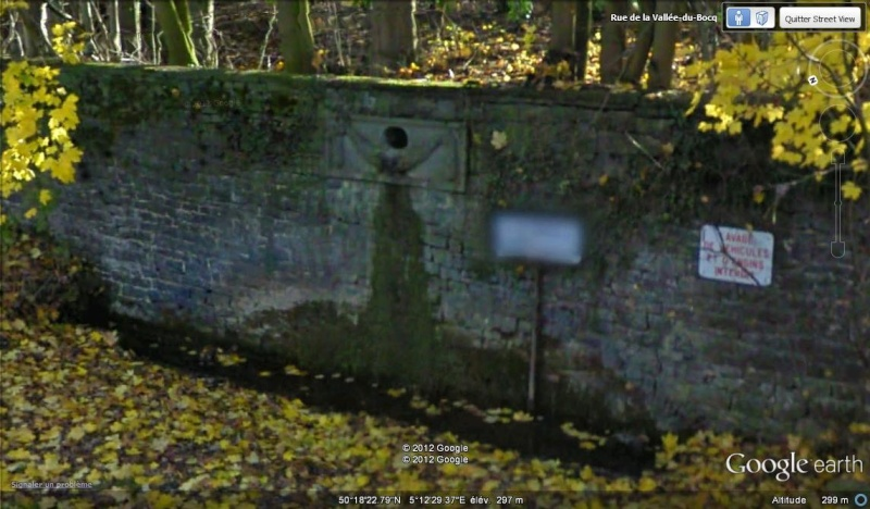 STREET VIEW : les sources  Bocq10
