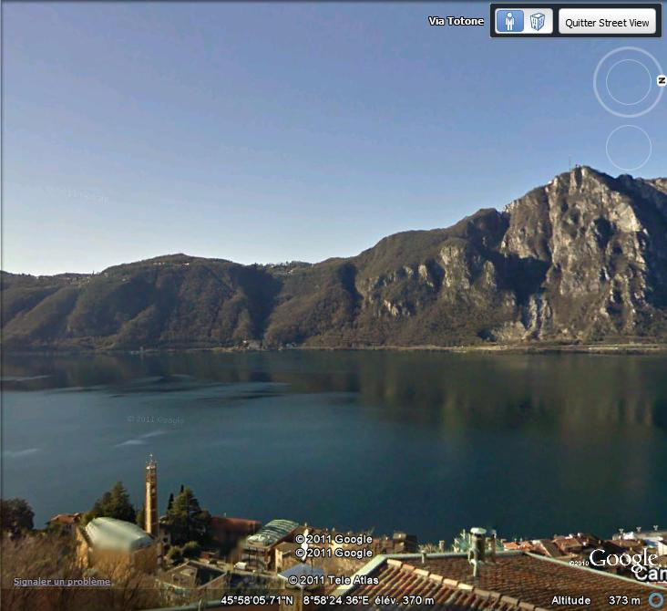 STREET VIEW : les cartes postales de Google Earth Carte10
