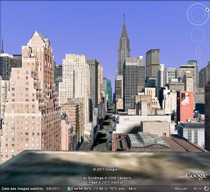 Lieux de tournage de vidéo-clip découverts avec Google Earth Clip10