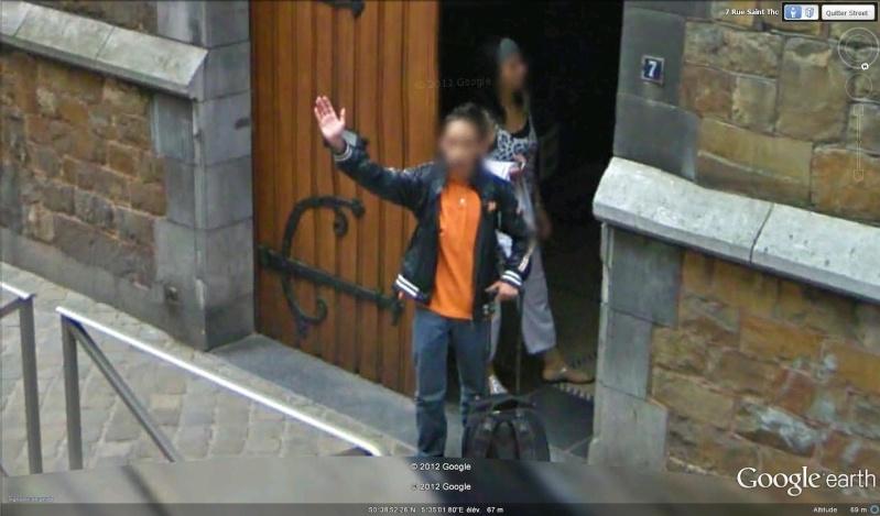 STREET VIEW : un coucou à la Google car  - Page 18 Coucou13