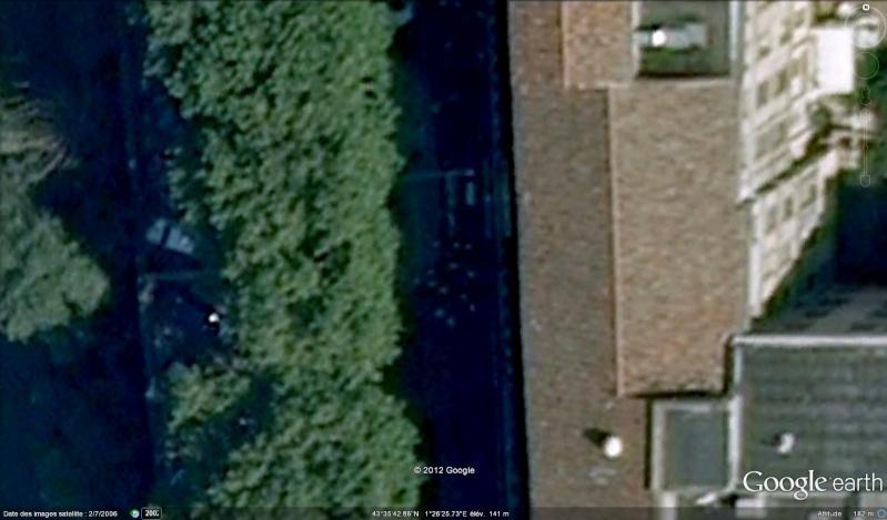 Fêtes, concerts et autres attroupements sur Google Earth  Course15