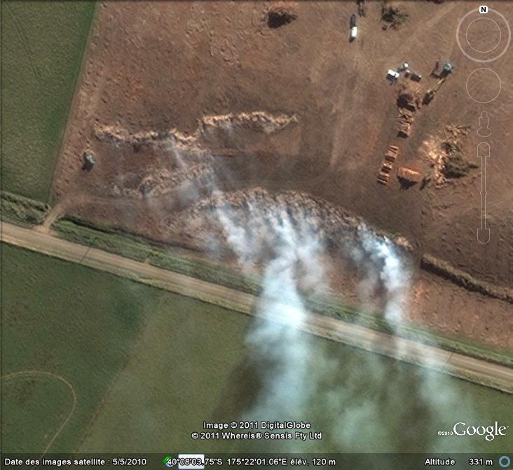 incendies - Au feu ! !  [Les incendies découverts dans Google Earth] - Page 7 Feu10
