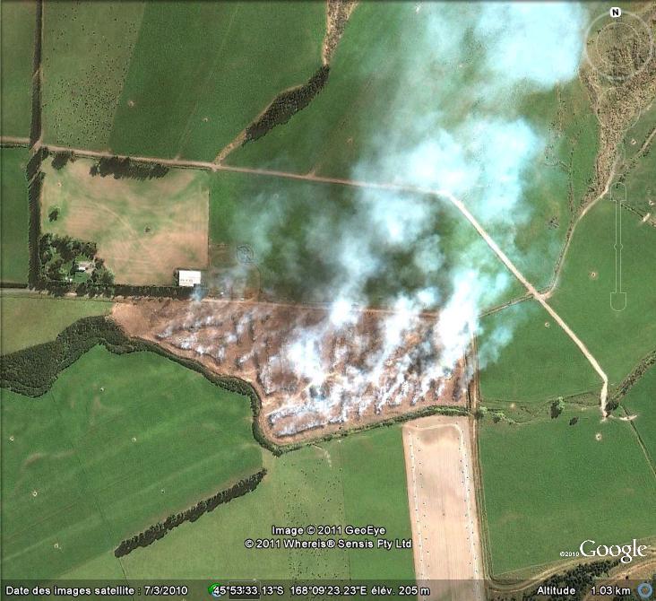 Au feu ! !  [Les incendies découverts dans Google Earth] - Page 7 Feu_110