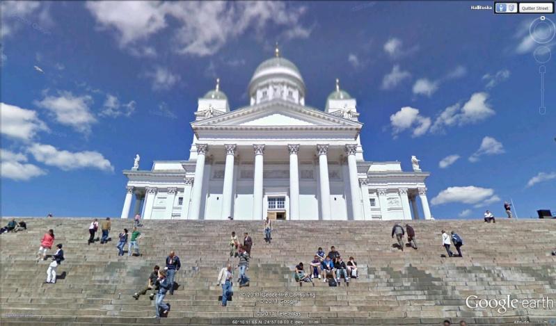 [Finlande] - STREET VIEW : les cartes postales Finlan10