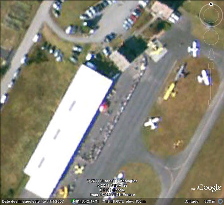 Fêtes, concerts et autres attroupements sur Google Earth  Groupe10