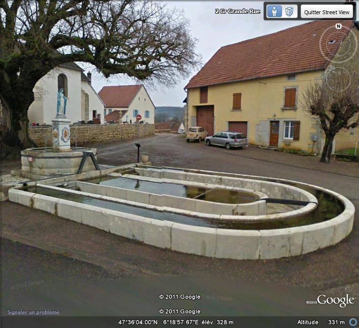 STREET VIEW : les lavoirs Lavoir12